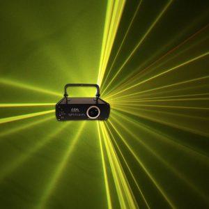 standard yellow laser