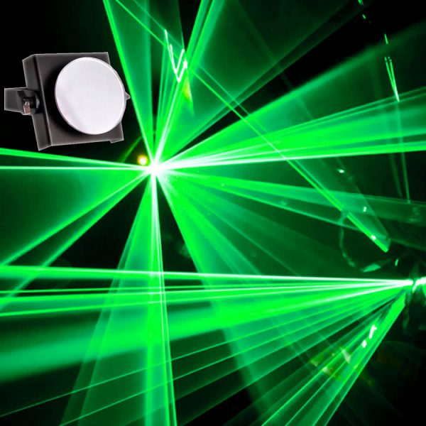 1D Laser Mirror