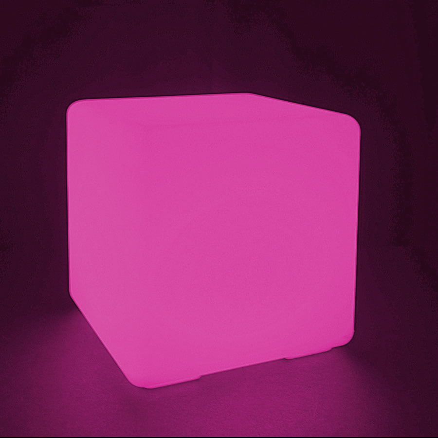 Adult Illuminated Glow Cube