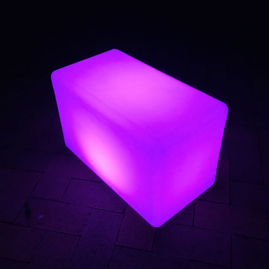 Glow Bench Seat