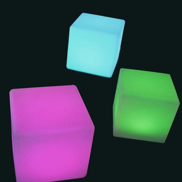 Illuminated Glow Furniture Hire