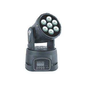 LED Mini Moving Head Wash Light