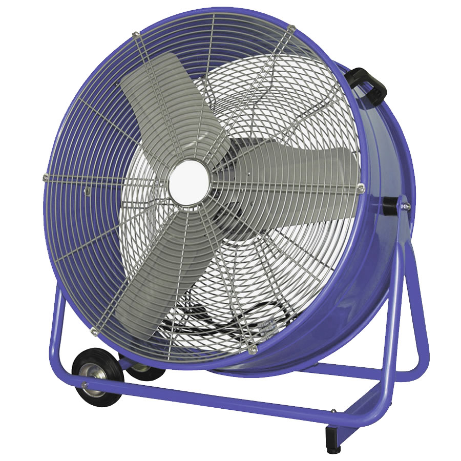 Large Commercial Fan
