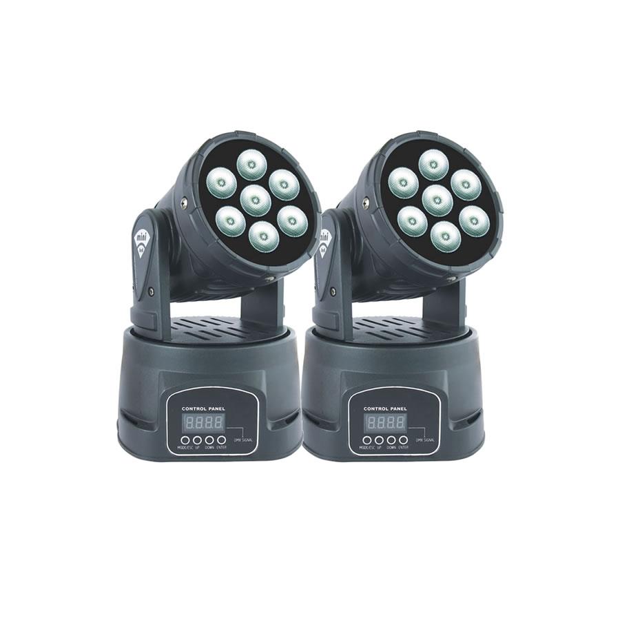 Mini Moving Head Lighting