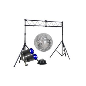 Mirror Ball Lighting Package
