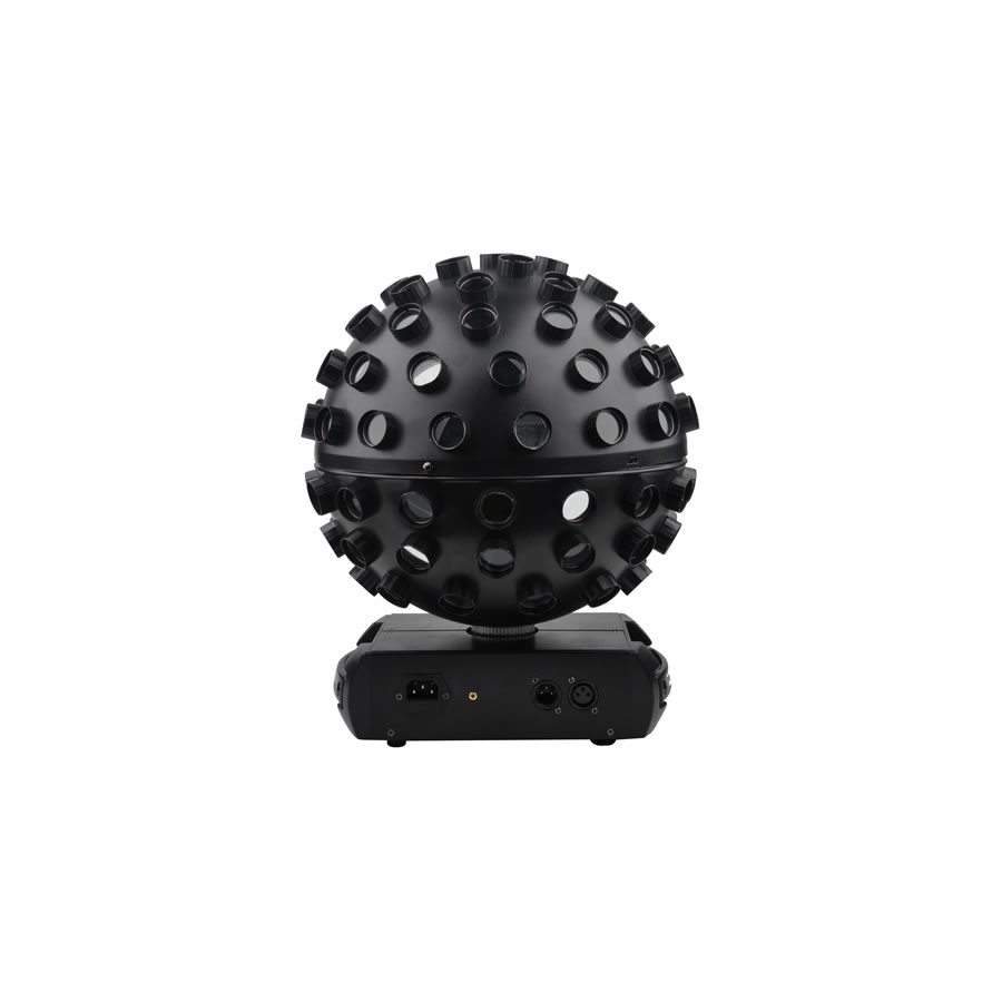 Nitroball Spherical Rotating Effect Light