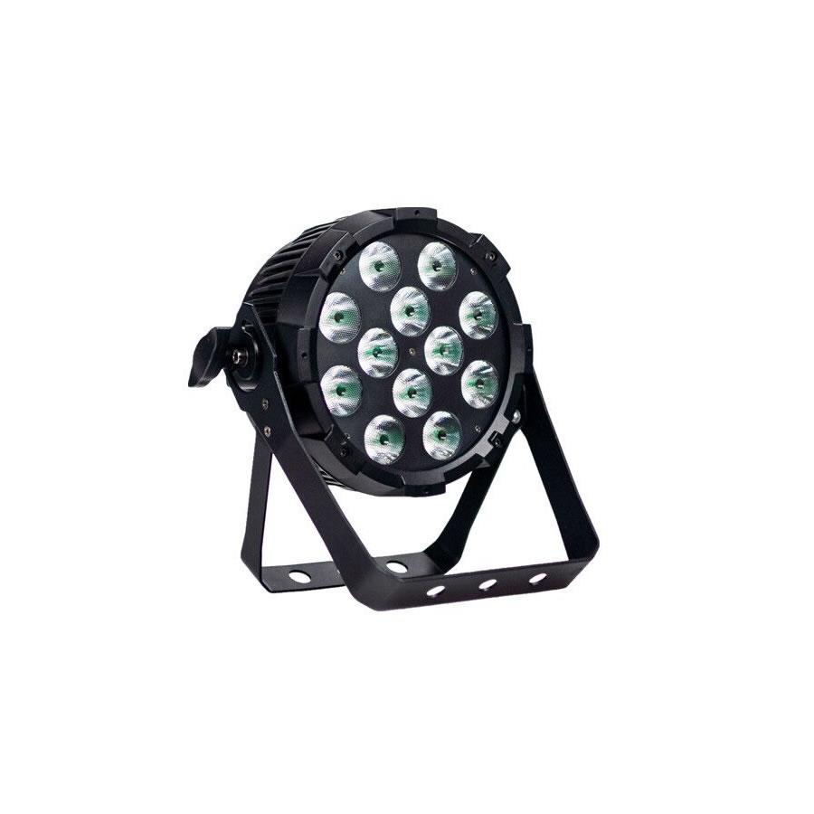PAR RGBW LED Flat Proper Quad