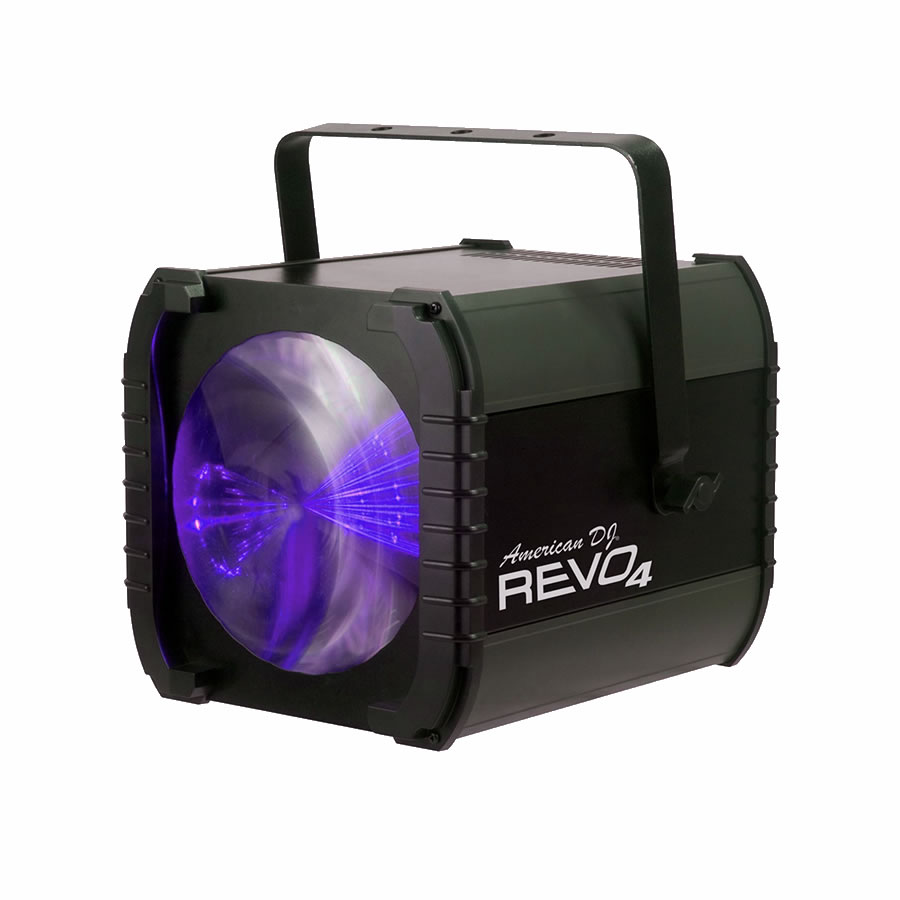 Revo 4 disco light