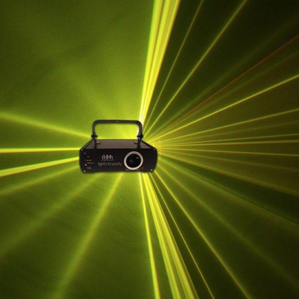 Yellow Laser