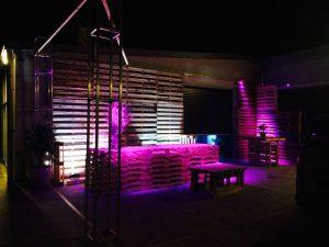LED Up lights