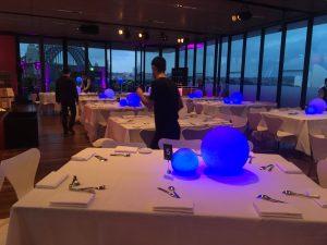 Glow Sphere Hire Sydney