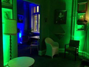 Indoor Up Lights