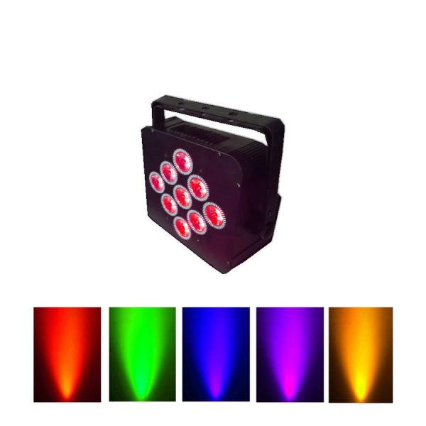 full colour indoor led wash light