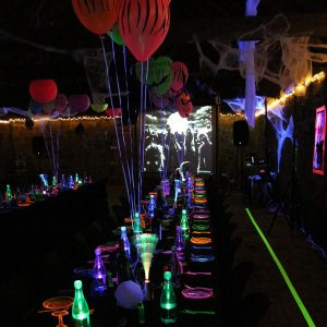 halloween lighting effects