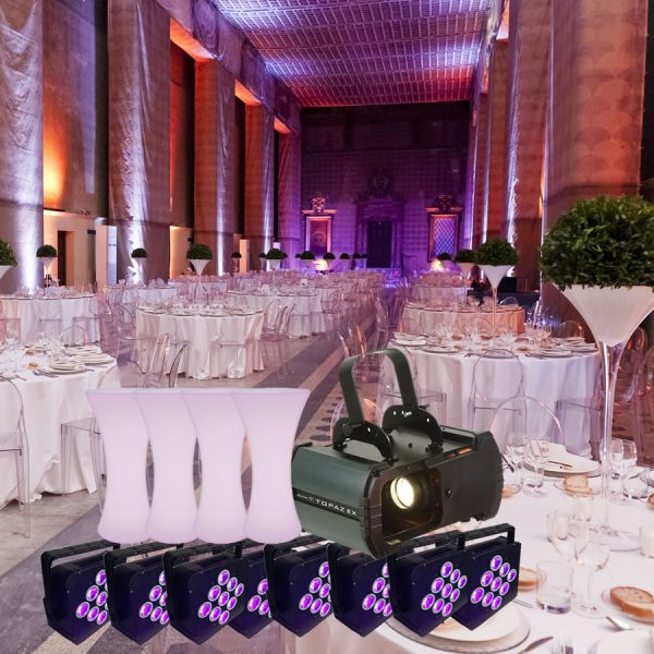 wedding lights package 2