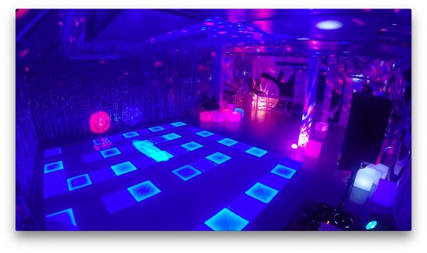 LED Crystall Ball Hire
