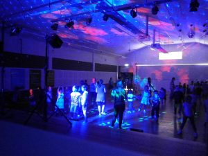 school disco lighting