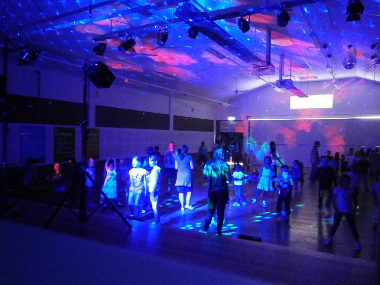 school disco lighting