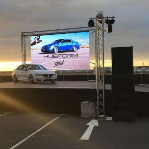 5x3m LED Screen Hire