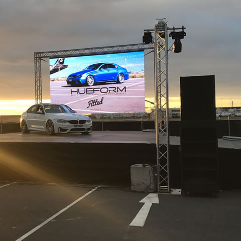 5x3m LED Screen Hire