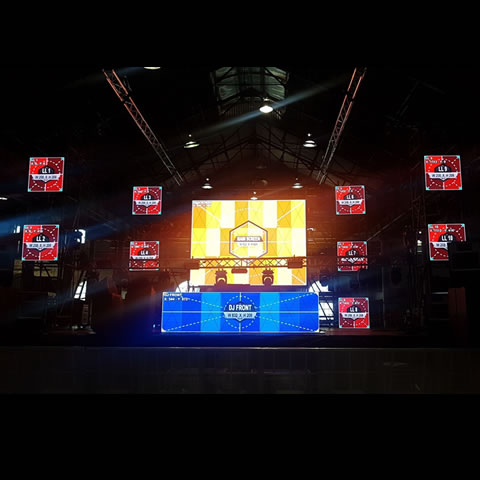 Custom LED Screen Hire