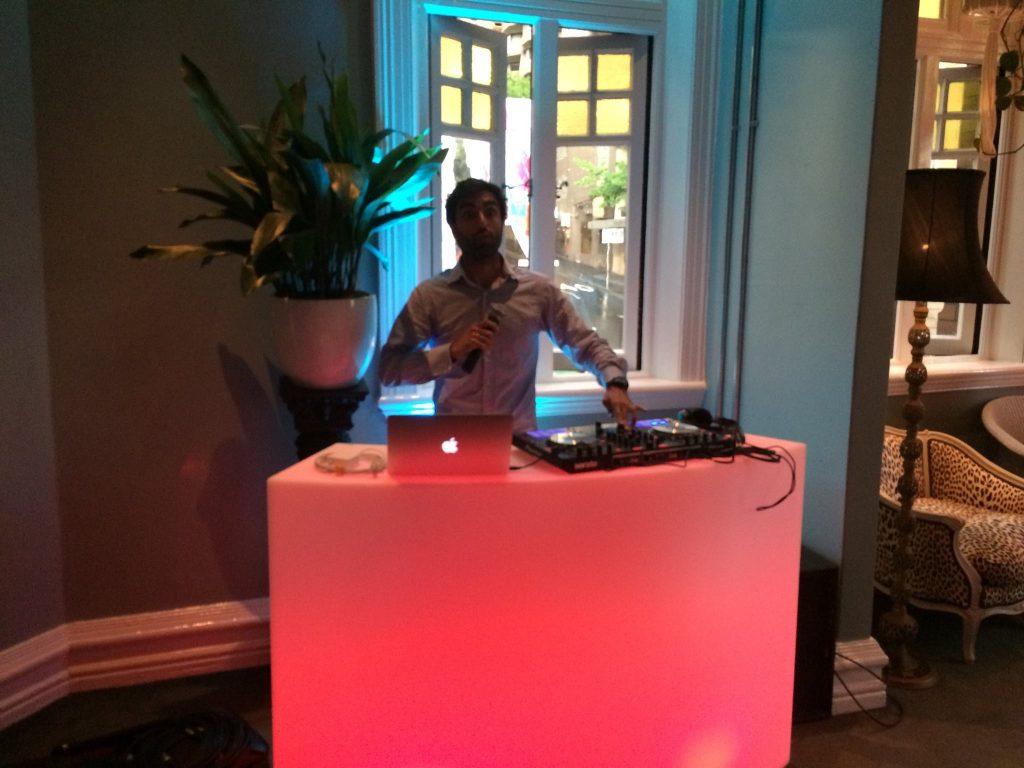 led glow bar