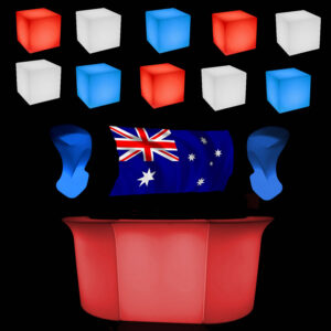 australia day glow bar package