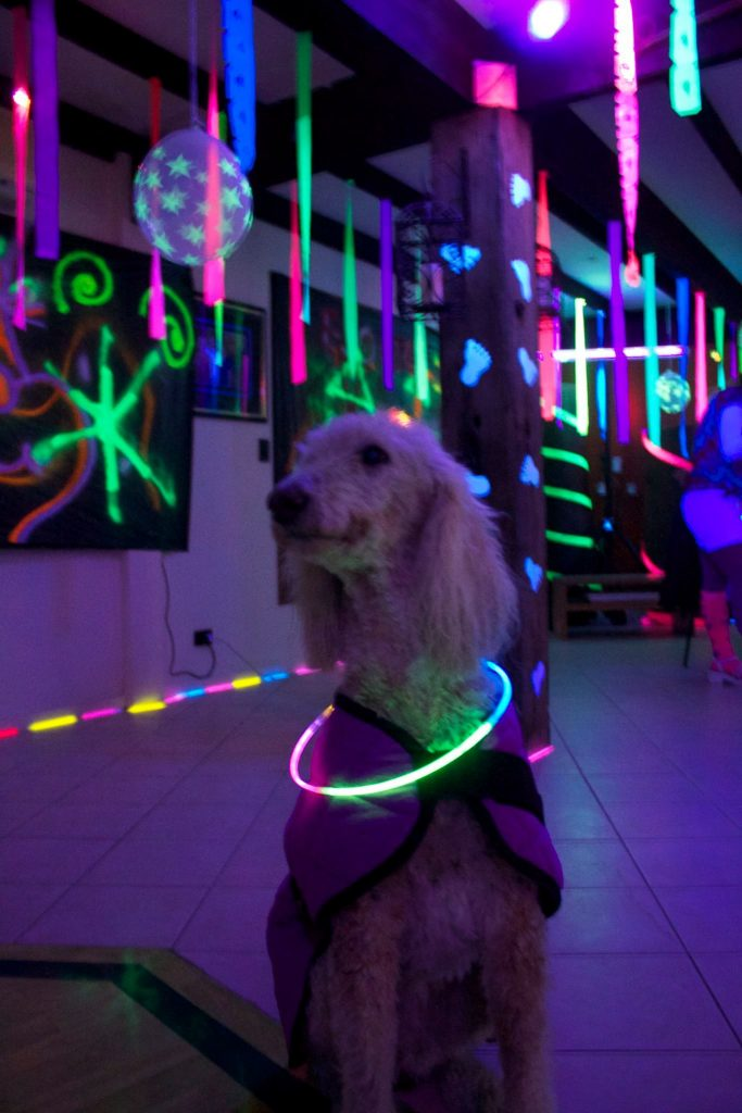 Neon Streamers